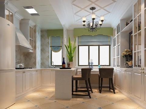 西安厨房装修改造